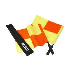 Set 2 banderas guardalineas PRO Select
